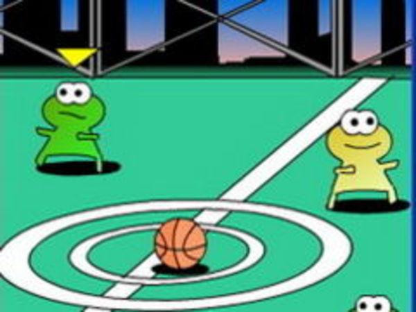 Bild zu Sport-Spiel Namnum Basketball