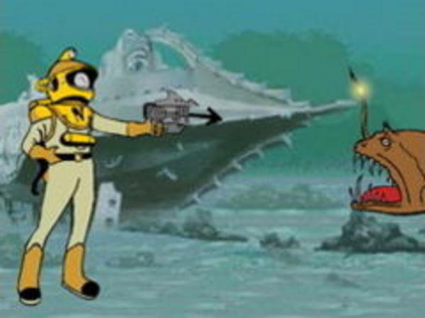 Bild zu Action-Spiel Nemos Revenge