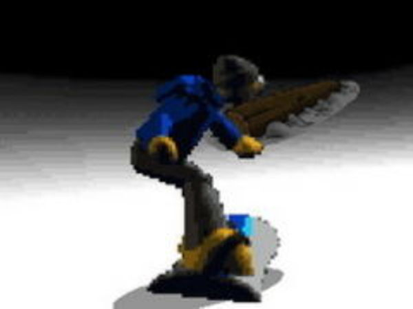 Bild zu Rennen-Spiel Nightboarding