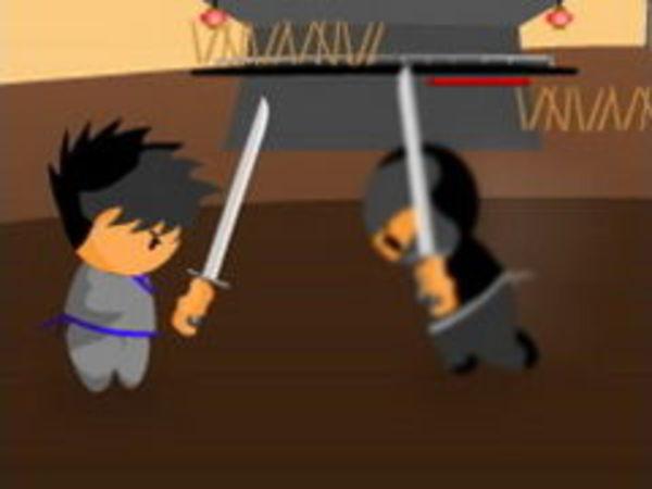 Bild zu Action-Spiel Ninja Quest
