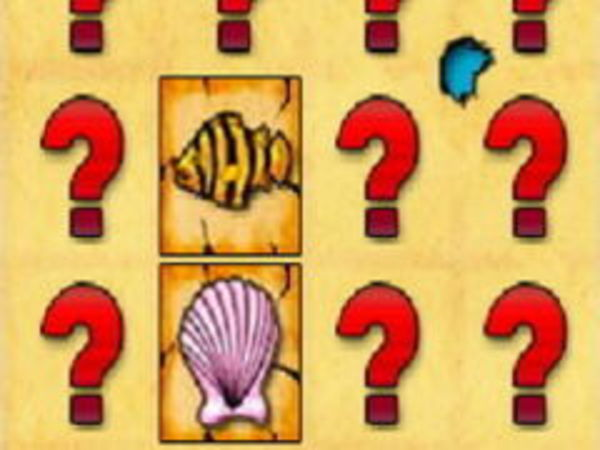 Bild zu Denken-Spiel Ocean Catch Match