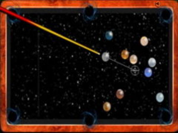 Bild zu Sport-Spiel Pandemonium Pool