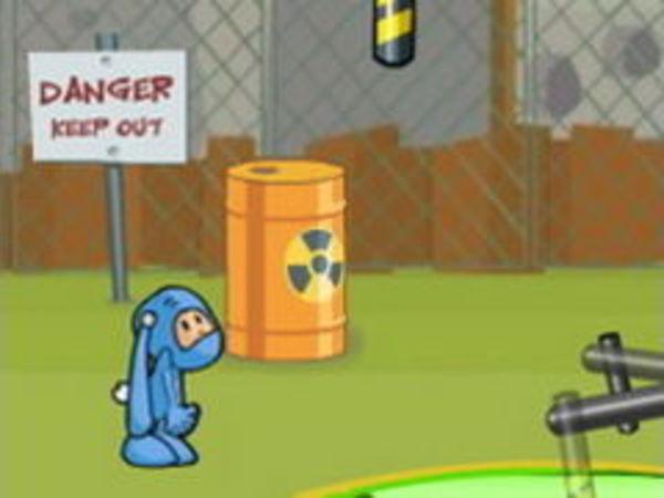 Bild zu Abenteuer-Spiel Panik Poo