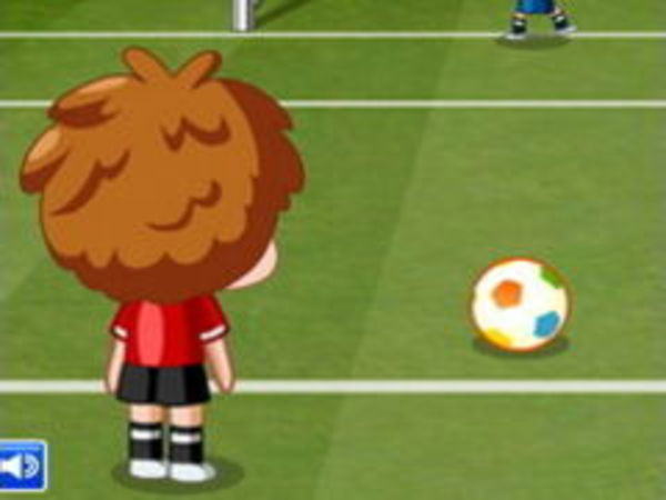 Bild zu Sport-Spiel Penalty Gogo