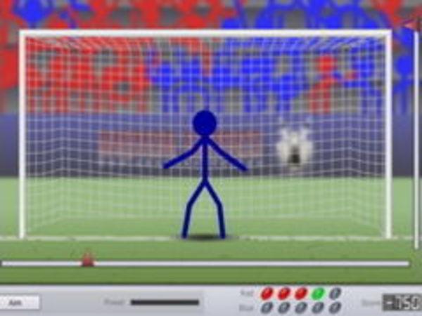 Bild zu Sport-Spiel Penalty Master