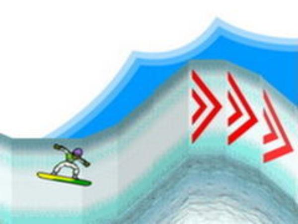 Bild zu Rennen-Spiel PGX Snowboarding