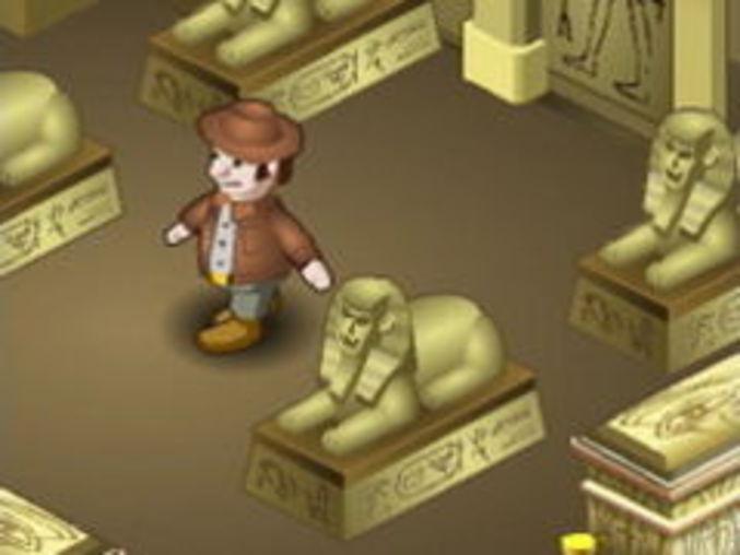 Das Grab des Pharao