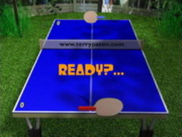 Bild zu Sport-Spiel Ping-Pong 2