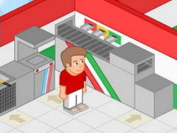 Bild zu Mädchen-Spiel Pizzashack Deluxe