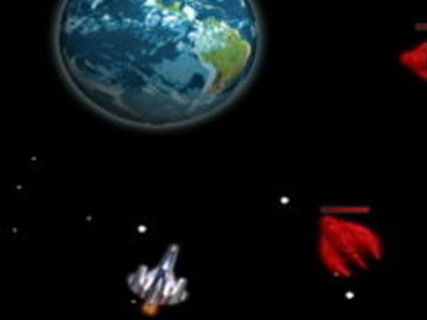 Bild zu Action-Spiel Planet Defender