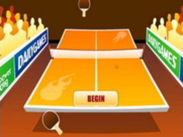Bild zu Sport-Spiel Power Pong