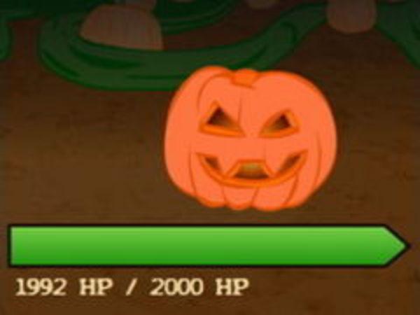 Bild zu Action-Spiel Pumpkinbattle