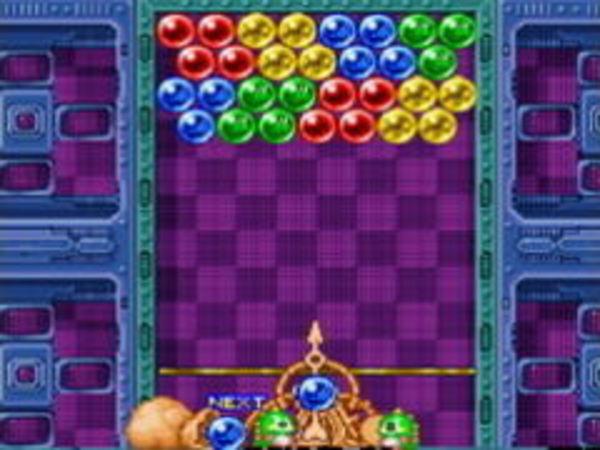 Bild zu Geschick-Spiel Puzzle Bobble