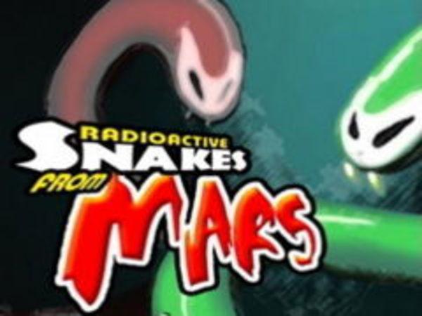 Bild zu Apps-Spiel Radioactive Snakes