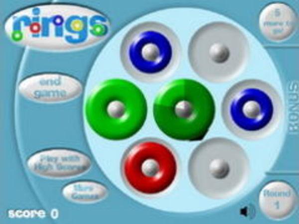 Bild zu Denken-Spiel Rings 2