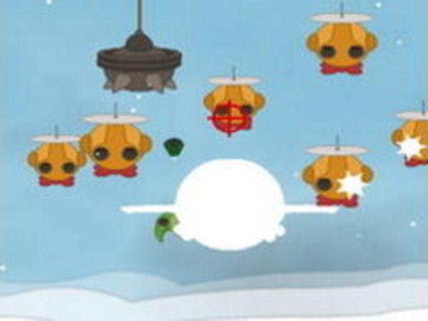 Bild zu Geschick-Spiel Rocket Rush