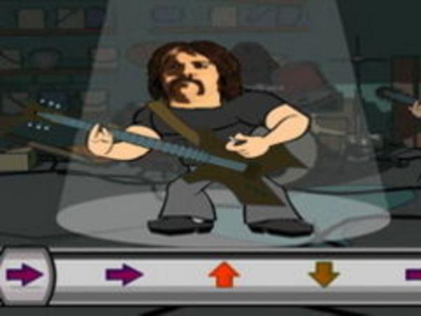 Bild zu Geschick-Spiel Rock Gods