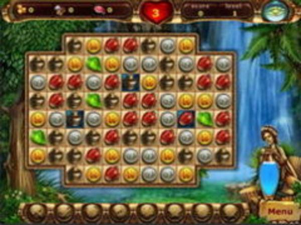 Bild zu Geschick-Spiel Rome Puzzle