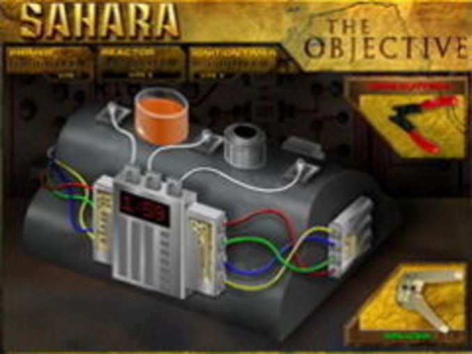 Sahara Objective