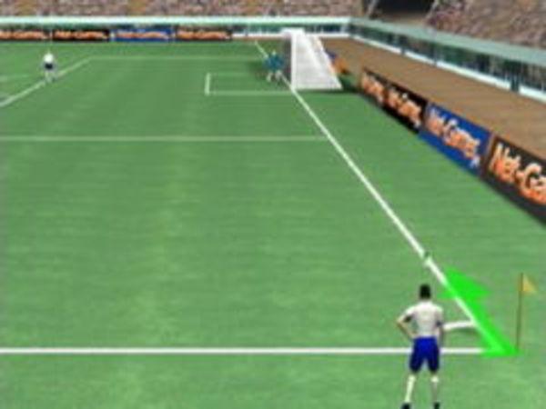 Bild zu Sport-Spiel Shot Football