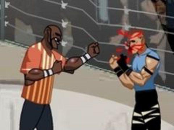 Bild zu Action-Spiel Smash Boxing