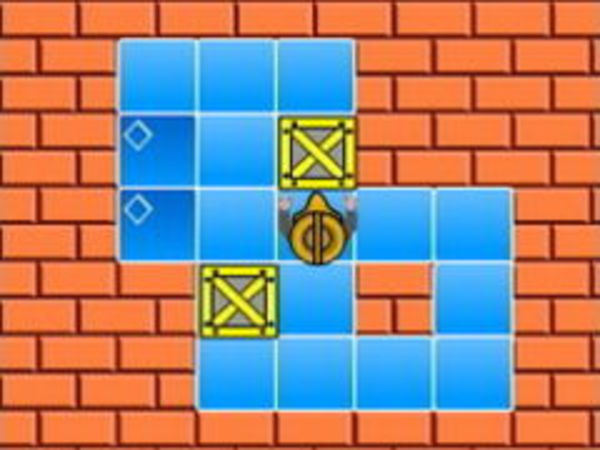 Bild zu Denken-Spiel Socoban