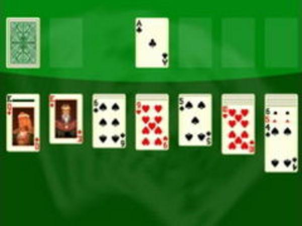 Bild zu Denken-Spiel Solitaire