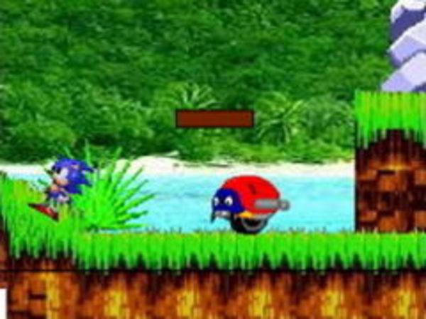 Bild zu Geschick-Spiel Sonic Angel-Island