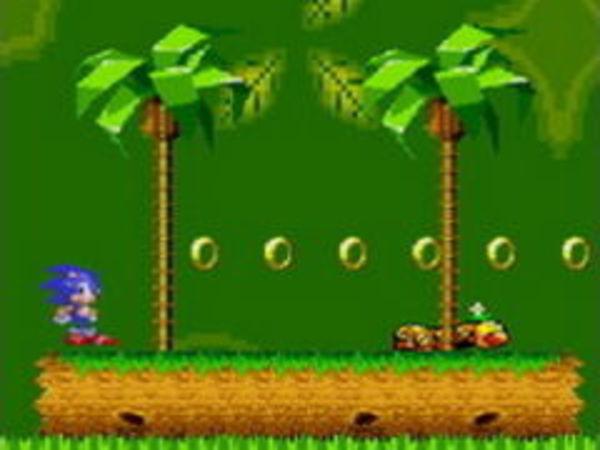 Bild zu Geschick-Spiel Sonic Extreme
