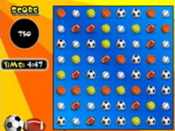 Bild zu Denken-Spiel Sports Smash