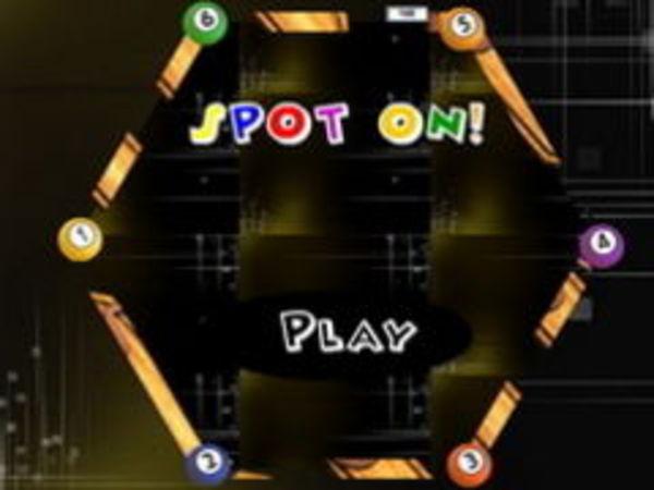 Bild zu Denken-Spiel Spot On