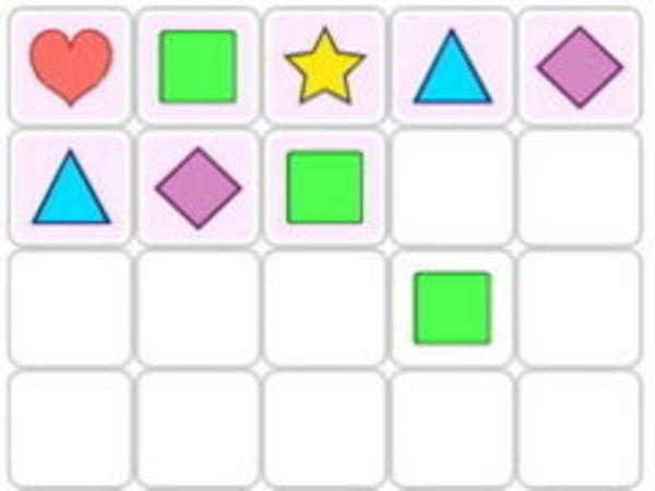 Bild zu Denken-Spiel S Shape