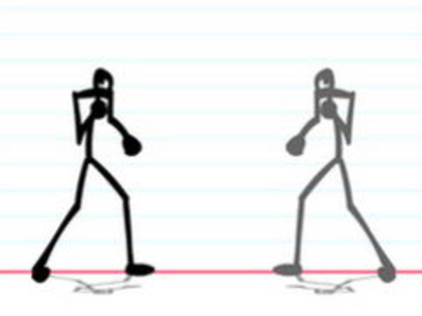 Bild zu Action-Spiel Stickfighter