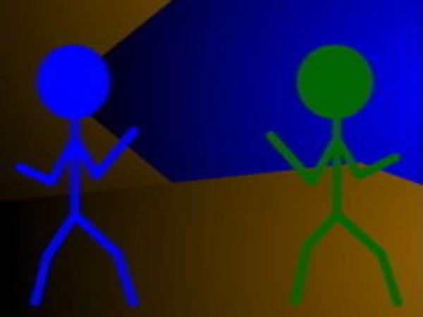 Bild zu Action-Spiel Stickfighter 2