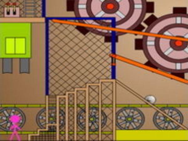 Bild zu Denken-Spiel Stickman Quest