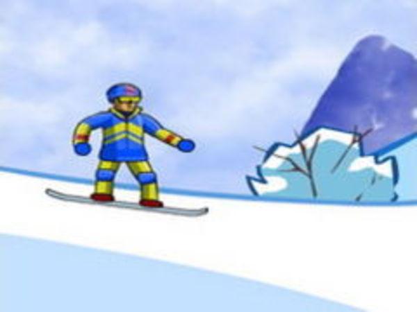 Bild zu Sport-Spiel Supreme Snowboarding