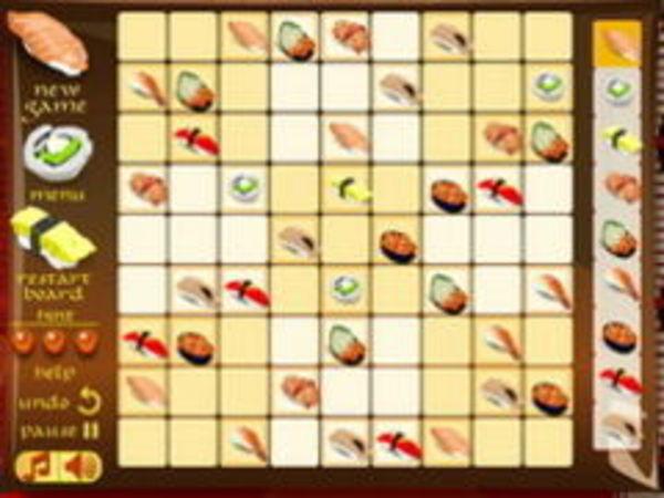 Bild zu Denken-Spiel Sushi Sudoku