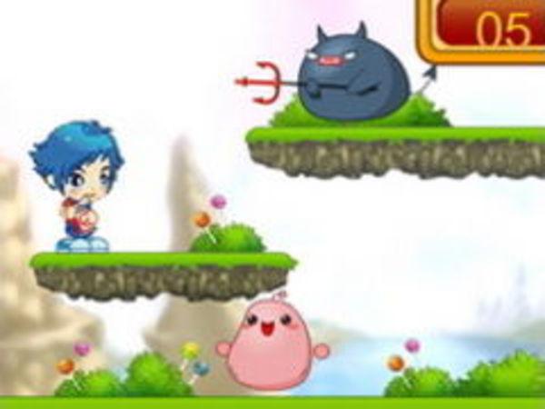 Bild zu Geschick-Spiel Sweetland