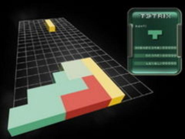 Bild zu Denken-Spiel T3trix