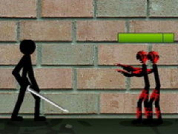 Bild zu Geschick-Spiel Stick Trinity 2