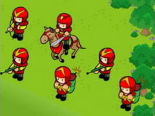 Bild zu Action-Spiel Strategy Defense 2