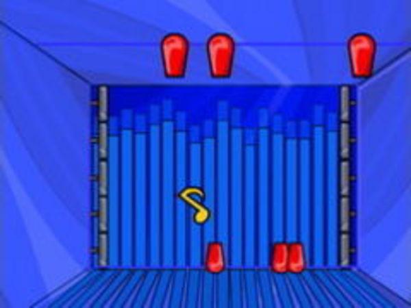 Bild zu Geschick-Spiel Streamline Music
