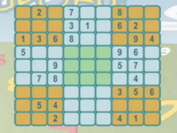 Bild zu Denken-Spiel Sudoku 3