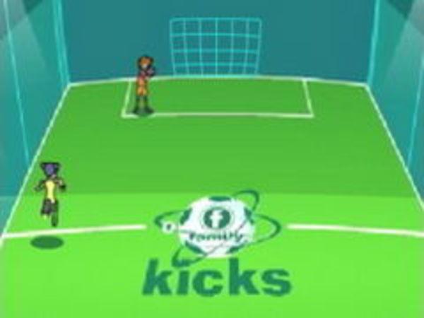Bild zu Sport-Spiel Super Speedsoccer