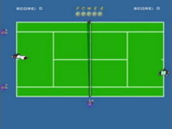 Bild zu Apps-Spiel Super Tennis