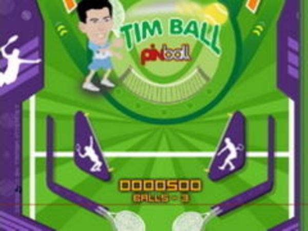 Bild zu Geschick-Spiel Tim Pinball