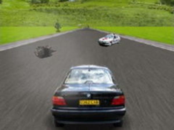 Bild zu Rennen-Spiel Transporter