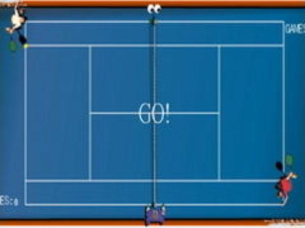 Bild zu Sport-Spiel Web Tennis