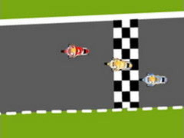 Bild zu Rennen-Spiel Wheelers