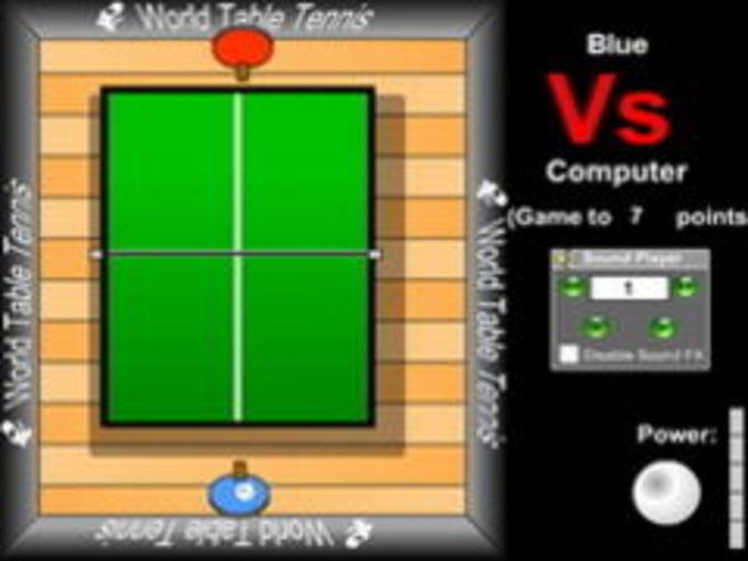 Welt-Tischtennis